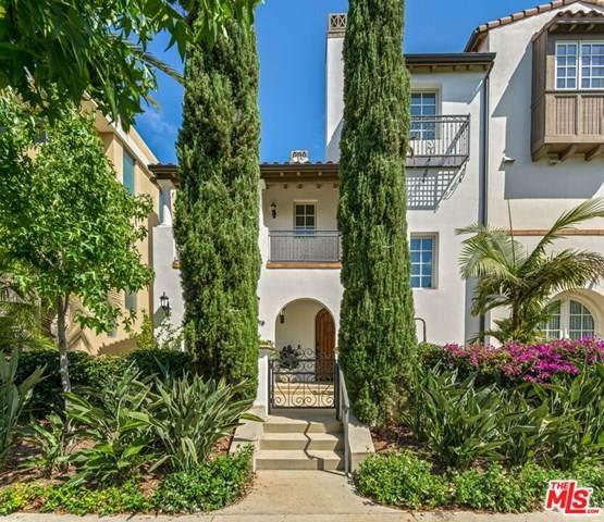 13070 Kiyot Way, Playa Vista, CA 90094 (#20601358) :: Sperry Residential Group