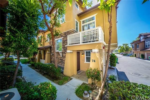 74 Garrison Loop, Ladera Ranch, CA 92694 (#CV20134718) :: Doherty Real Estate Group