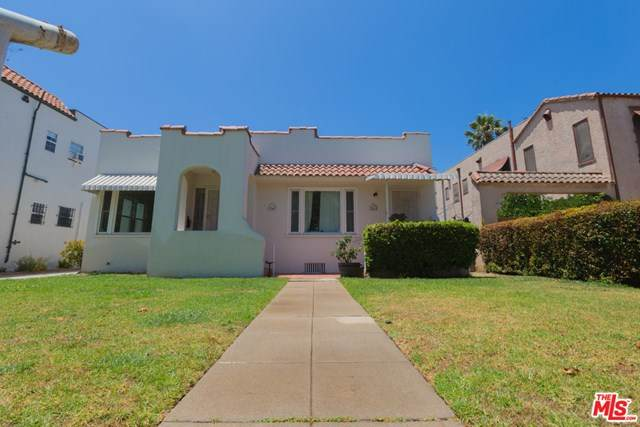 1245 S Tremaine Avenue, Los Angeles (City), CA 90019 (#20602488) :: Sperry Residential Group