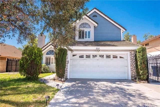 850 E Wisteria Court, Ontario, CA 91761 (#CV20134000) :: A|G Amaya Group Real Estate
