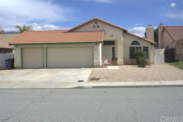 850 Colorado Drive, Hemet, CA 92544 (#SW20135882) :: Allison James Estates and Homes