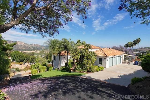 2991 Jesmond Dene Heights Rd, Escondido, CA 92026 (#200032205) :: A|G Amaya Group Real Estate