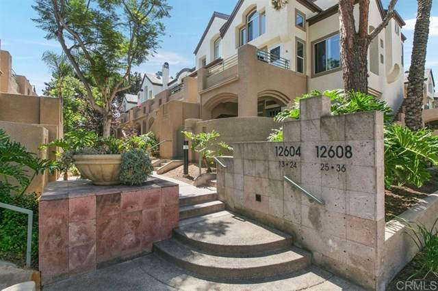 12604 Carmel Country Rd #22, San Diego, CA 92130 (#200032209) :: Sperry Residential Group