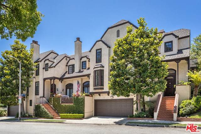 1223 Manning Avenue, Los Angeles (City), CA 90024 (#20602396) :: Doherty Real Estate Group