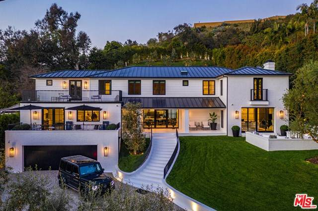 9531 Heather Road, Beverly Hills, CA 90210 (#20590332) :: Z Team OC Real Estate
