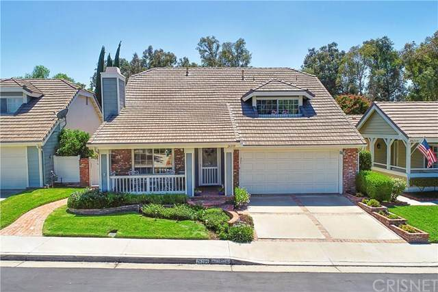 26209 Bungalow Court Drive, Valencia, CA 91355 (#SR20131936) :: American Real Estate List & Sell