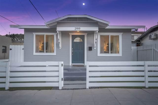 2919 Polk Ave, San Diego, CA 92104 (#200032149) :: Sperry Residential Group