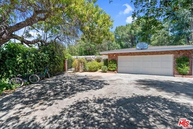 4000 Sapphire Drive, Encino, CA 91436 (#20602342) :: Berkshire Hathaway HomeServices California Properties