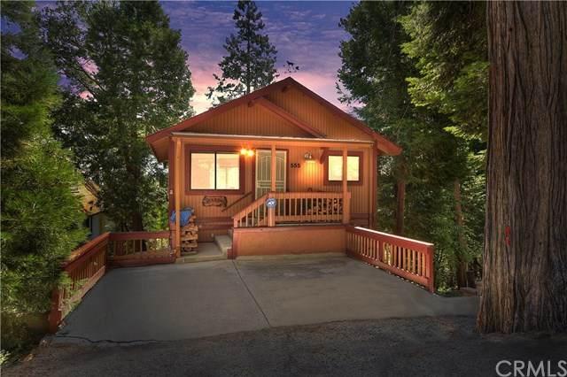 555 W Victoria Court, Lake Arrowhead, CA 92352 (#EV20136138) :: Mainstreet Realtors®