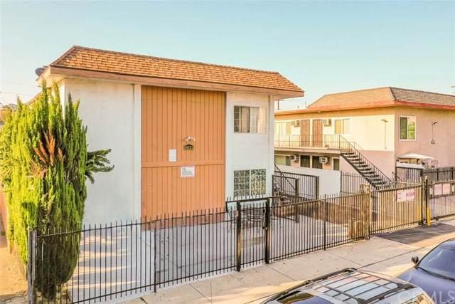 14121 Calvert Street, Van Nuys, CA 91401 (#PW20136144) :: Rogers Realty Group/Berkshire Hathaway HomeServices California Properties