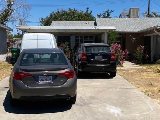 37930 Lasker Avenue, Palmdale, CA 93550 (#SR20136173) :: The Laffins Real Estate Team
