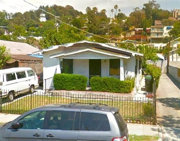 1242 Sanborn Avenue, Los Angeles (City), CA 90029 (#SR20136175) :: The Laffins Real Estate Team