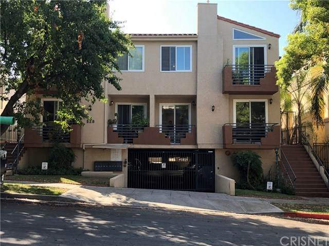 528 E San Jose Avenue #106, Burbank, CA 91501 (#SR20135564) :: Re/Max Top Producers