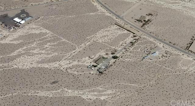 37486 Ghost Town Road, Yermo, CA 92398 (#EV20135895) :: Blake Cory Home Selling Team