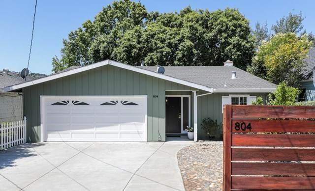 804 Alameda De Las Pulgas, Belmont, CA 94002 (#ML81800537) :: Blake Cory Home Selling Team