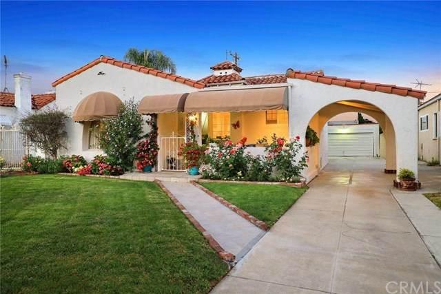 1024 S 1st Street, Alhambra, CA 91801 (#AR20136083) :: Crudo & Associates