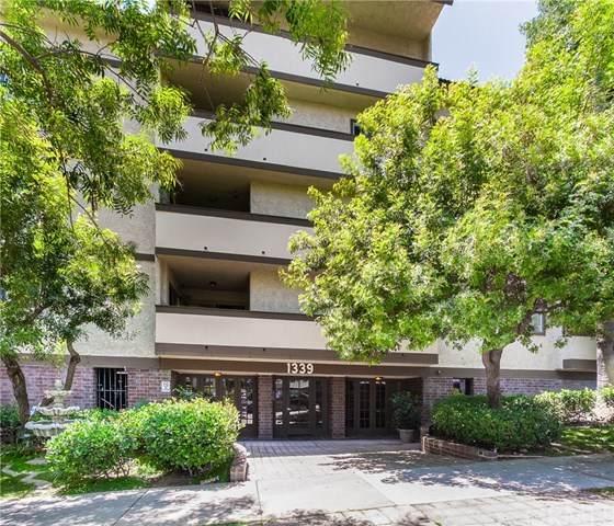 1339 N Columbus Avenue #304, Glendale, CA 91202 (#BB20136177) :: Sperry Residential Group