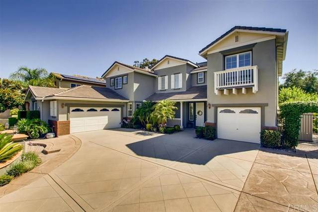 2432 Douglaston, Escondido, CA 92026 (#200032270) :: A|G Amaya Group Real Estate