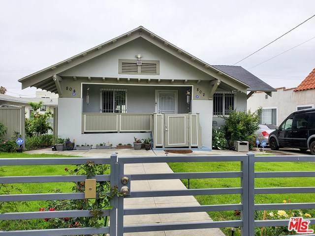 802 N Harvard Boulevard, Los Angeles (City), CA 90029 (#20602754) :: Better Living SoCal