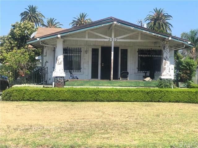 2517 Wellington Road, Los Angeles (City), CA 90016 (#CV20136243) :: Team Tami