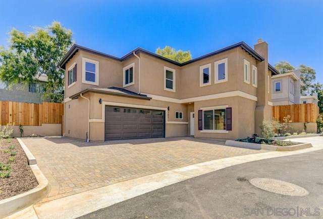 701 Star Court, El Cajon, CA 92019 (#200032289) :: Blake Cory Home Selling Team