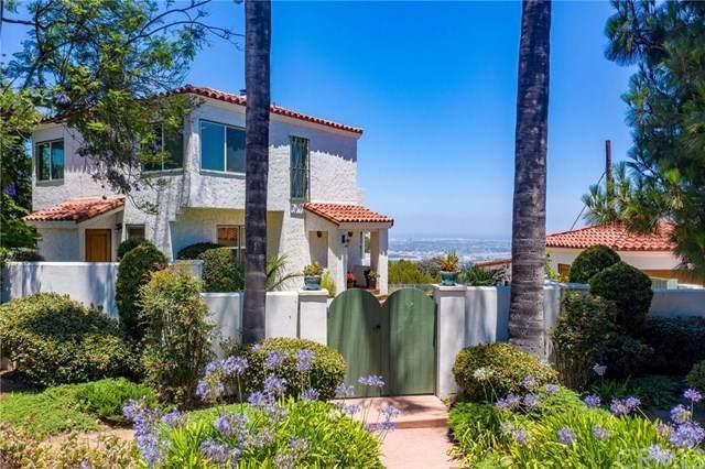 6401 Corsini Place, Rancho Palos Verdes, CA 90275 (#PV20136276) :: Millman Team