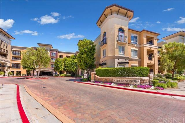 24505 Town Center Drive #7214, Valencia, CA 91355 (#SR20135014) :: American Real Estate List & Sell