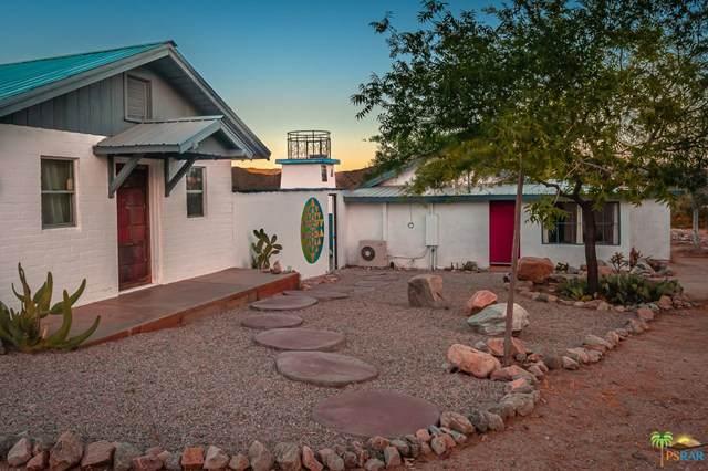 9621 Rawson Road, Morongo Valley, CA 92256 (#20602772) :: RE/MAX Empire Properties