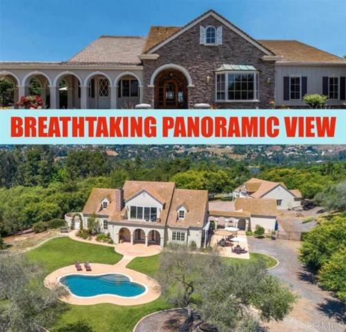 8 Rolling View Lane, Fallbrook, CA 92028 (#200032305) :: Re/Max Top Producers