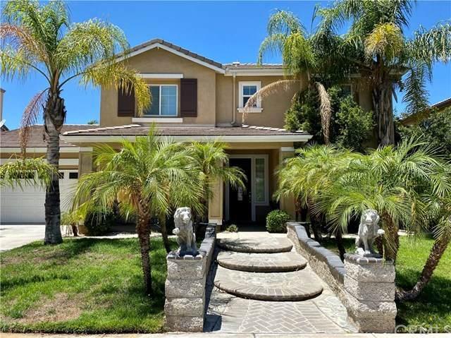 15403 La Casa Drive, Moreno Valley, CA 92555 (#WS20133819) :: Compass California Inc.