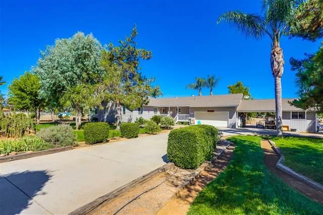 3409 Cecelia Jo Road, Ramona, CA 92065 (#200032317) :: A|G Amaya Group Real Estate