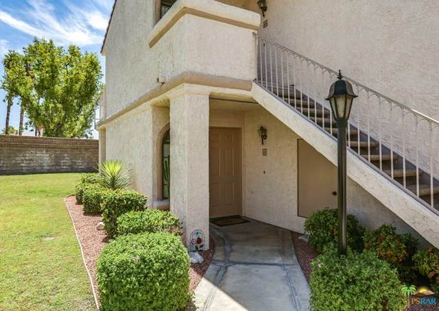 505 S Farrell Drive Q105, Palm Springs, CA 92264 (#20601880) :: A|G Amaya Group Real Estate