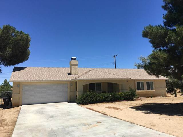 7855 Amador Avenue, Yucca Valley, CA 92284 (#219045886PS) :: Allison James Estates and Homes
