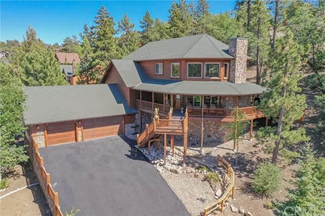 42301 Golden Oak Road, Big Bear, CA 92315 (#PW20136514) :: Allison James Estates and Homes