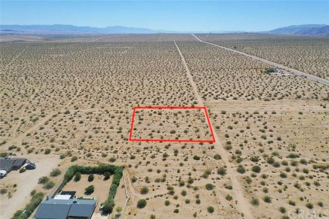 0 Lear, 29 Palms, CA 92277 (#OC20136524) :: Sperry Residential Group
