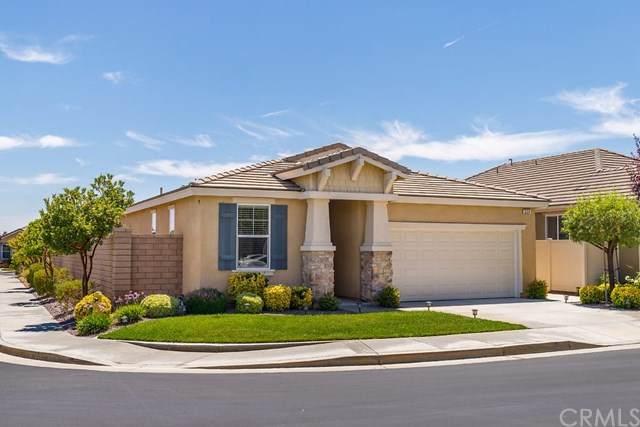 234 White Sands Street, Beaumont, CA 92223 (#EV20135410) :: Compass