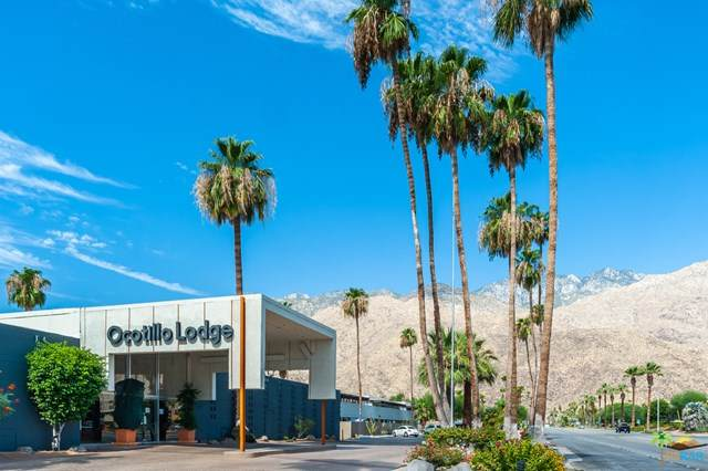 1111 E Palm Canyon Drive #122, Palm Springs, CA 92264 (#20602910) :: Berkshire Hathaway HomeServices California Properties