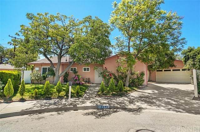 28040 Lacomb Drive, Canyon Country, CA 91351 (#SR20136606) :: American Real Estate List & Sell