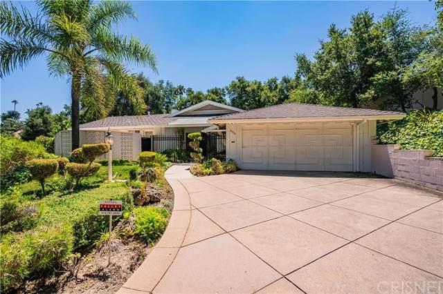 15928 Meadowcrest Road, Sherman Oaks, CA 91403 (#SR20132366) :: Crudo & Associates