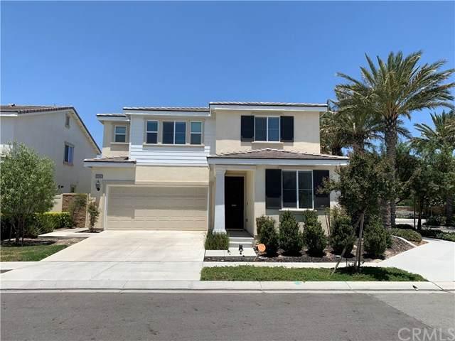 12908 Meridian Court, Eastvale, CA 92880 (#TR20136637) :: Allison James Estates and Homes