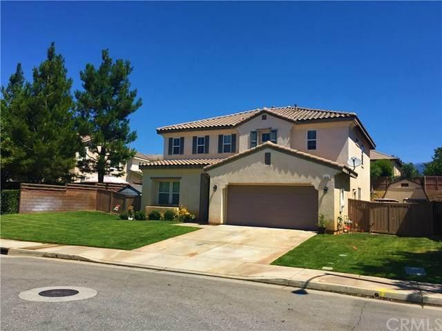 1372 Burdock Street, Beaumont, CA 92223 (#EV20136661) :: Compass