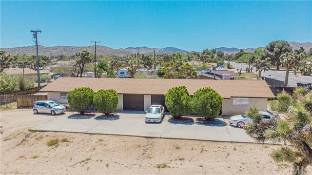 7375 Dumosa Avenue, Yucca Valley, CA 92284 (#EV20136617) :: Sperry Residential Group