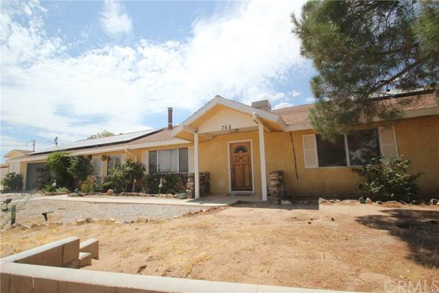 768 Tahoe Avenue, Yucca Valley, CA 92284 (#EV20136660) :: Allison James Estates and Homes
