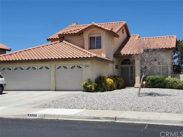 13598 Creosote Street, Victorville, CA 92392 (#IV20136789) :: Allison James Estates and Homes