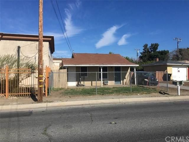 410 N San Jacinto Avenue, San Jacinto, CA 92583 (#SW20136843) :: The Brad Korb Real Estate Group