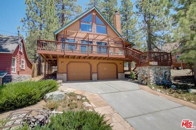 247 S Eagle Drive, 289 - Big Bear Area, CA 92315 (#20602930) :: Allison James Estates and Homes
