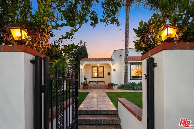 744 N Genesee Avenue, Los Angeles (City), CA 90046 (#20601120) :: Rogers Realty Group/Berkshire Hathaway HomeServices California Properties