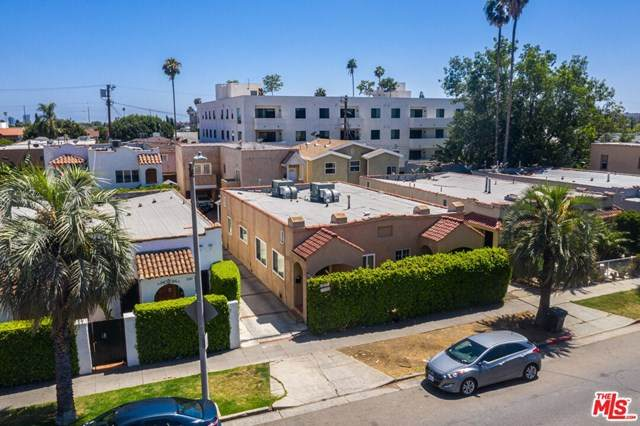 5722 Fountain Avenue, Los Angeles (City), CA 90028 (#20601566) :: Berkshire Hathaway HomeServices California Properties