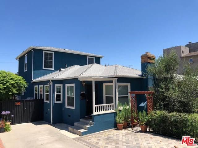 1822 Preuss Road, Los Angeles (City), CA 90035 (#20602876) :: Crudo & Associates