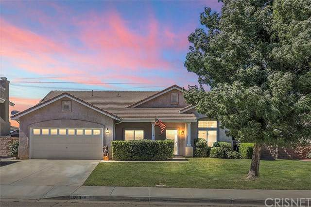 1753 Autumnmist Drive, Palmdale, CA 93551 (#SR20136347) :: American Real Estate List & Sell